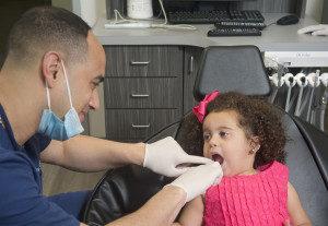 kids dental care at Villa Dental